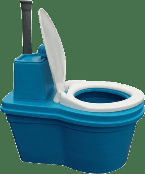 Торфяной компостный туалет