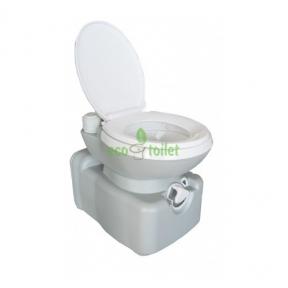 Туалет кассетный